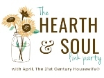 Scratch Made Food! & DIY Homemade Household is featured at The Hearth and Soul Link Party.