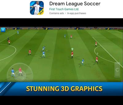 game sepak bola offline ukuran kecil