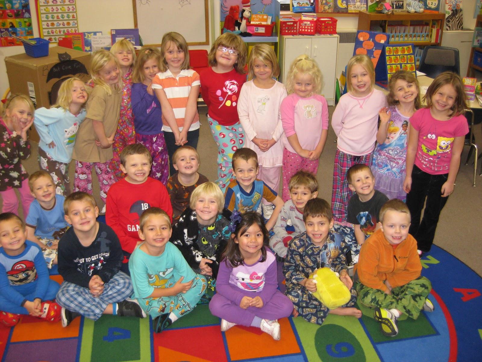 Welcome To The Kindergarten Adventure