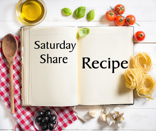 Saturday Share: Lemon Sauce Recipe