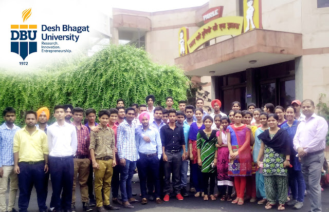 Best MBA University - Desh Bhagat University