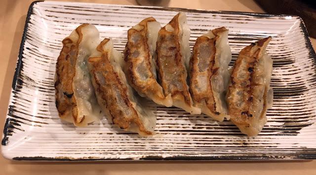 麺旋風 黒豚餃子