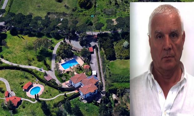 Confiscati beni per 13 milioni di euro all'ex boss della banda della Magliana e ai suoi complici