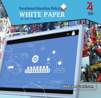 Vocational Education Policy White Paper SMK 2019