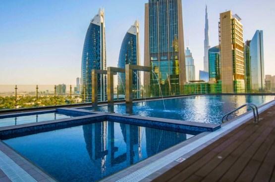 Inidia Harga Menginap di Hotel Tertinggi di Dunia