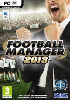 Football Manager 2013 Free PC Game Download