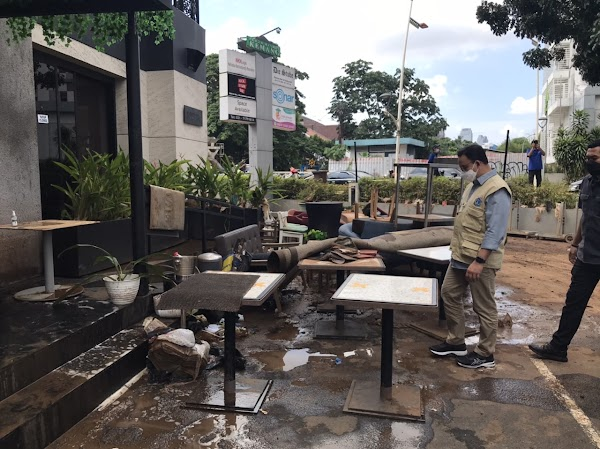 Kata Pengamat, Anies Lebih Mampu Menaklukkan Banjir Dibanding Ahok