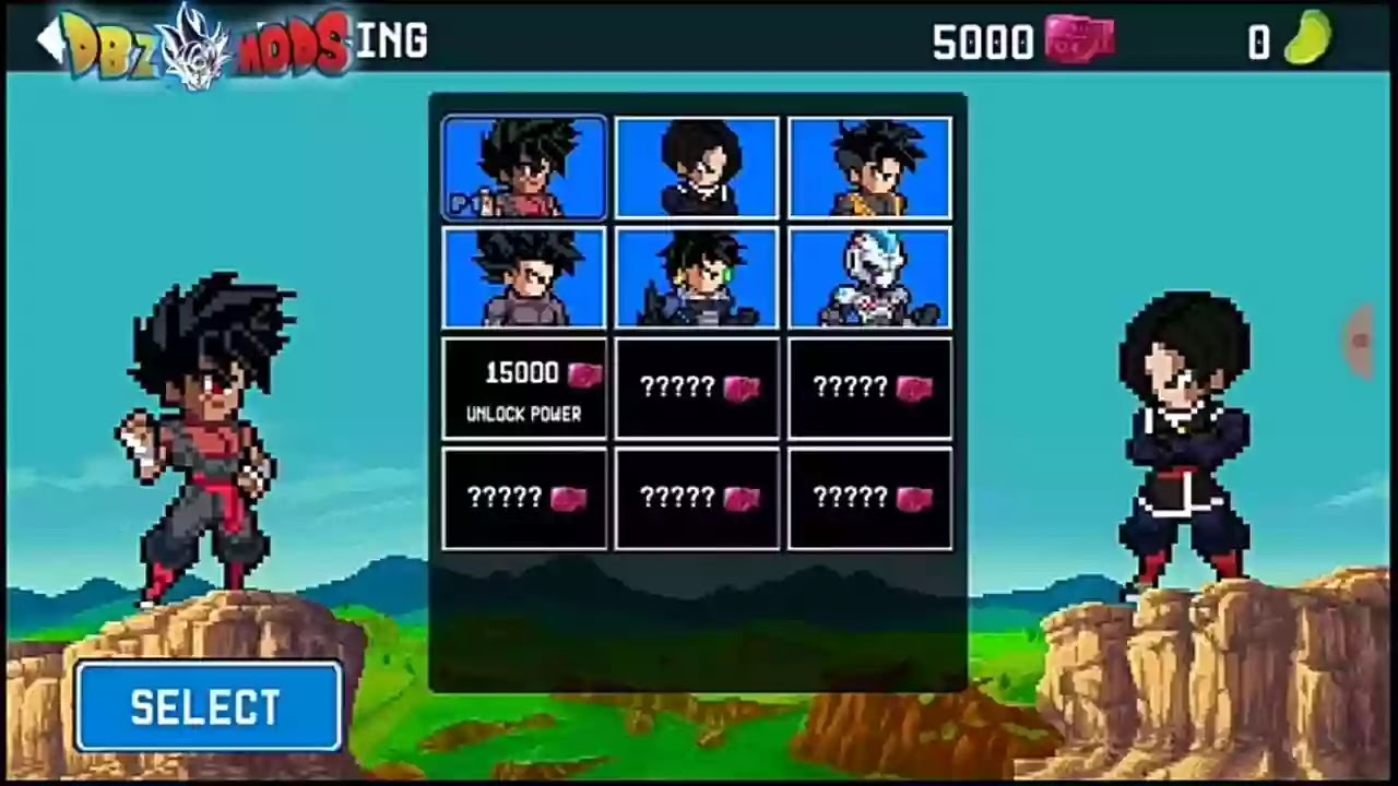 Dragon Ball Z Mugen Apk Download