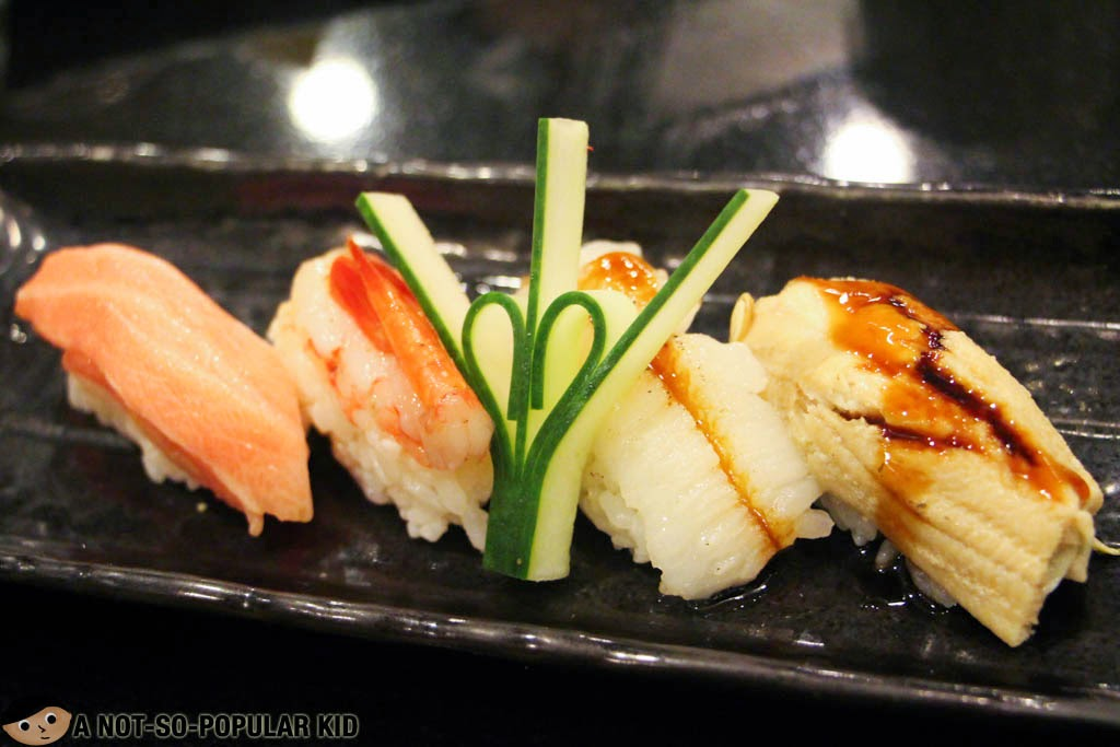 Premium Sushi Collection of Ogetsu Hime