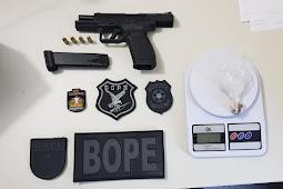 Chefe de facção da Bahia é morto em confronto com policiais na capital sergipana