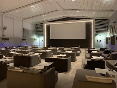 VOX Cinemas OUTDOOR located within the Aloft City Centre Deira