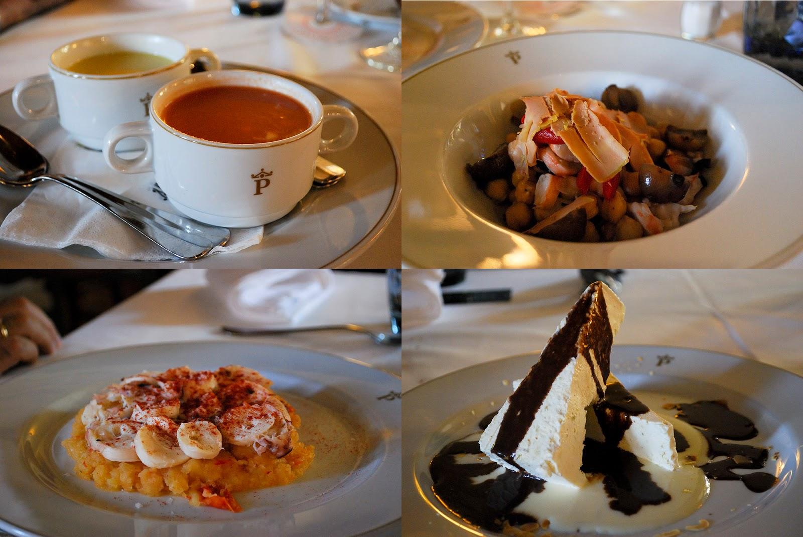 parador jarandilla vera extremadura caceres luxury hotel spain restaurant food