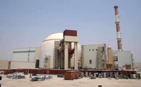 """Iran, fermata centrale nucleare di Bushehr dopo un """"guasto"""""""