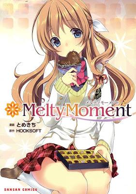 MeltyMoment メルティモーメント 第01巻 raw zip dl