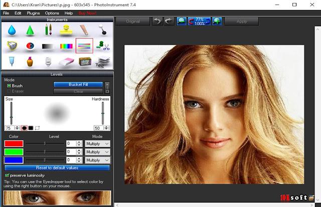 PhotoInstrument 7 Setup File offline installer Free Download