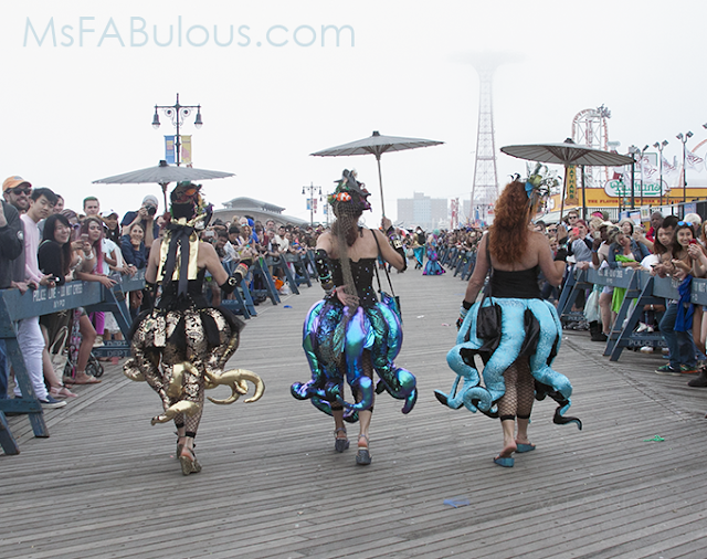 mermaid parade 2017 costumes