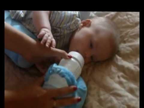 В Ростове-на-Дону мать проломила череп сыну бутылочкой для кормления