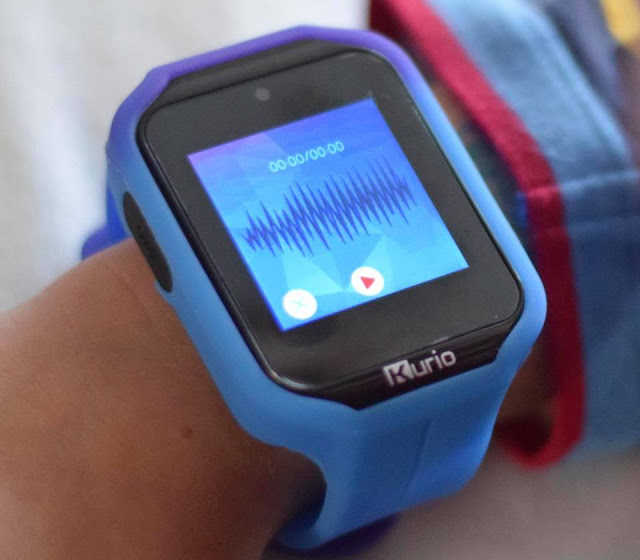 playing music on the kurio watch 2.0