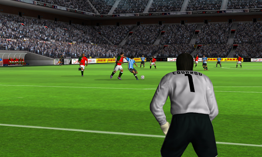 Real Football 2012 + Data Android Game | Full Version Pro Free Download