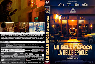 LA BELLA ÉPOCA-LA BELLE ÉPOQUE 2019 [COVER DVD+BLU-RAY]