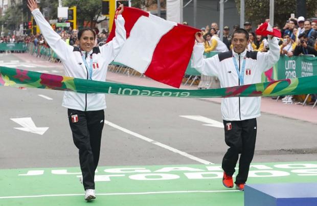 Perú, con la tercera delegación olímpica más grande de su historia