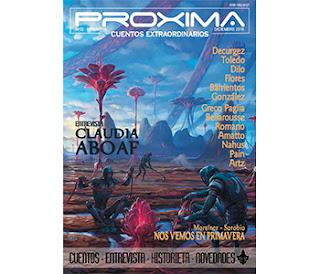 Revista PROXIMA Nro 32, Diciembre 2016 < DESCARGAR PDF >