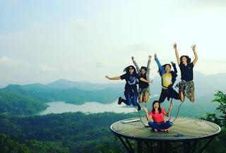 Tempat Wisata Kalibiru di Kulon Progo