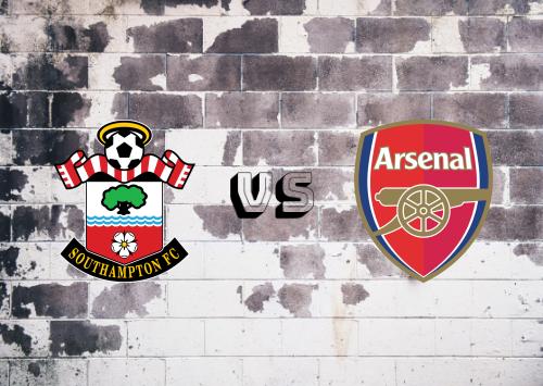 Southampton vs Arsenal  Resumen y Partido Completo