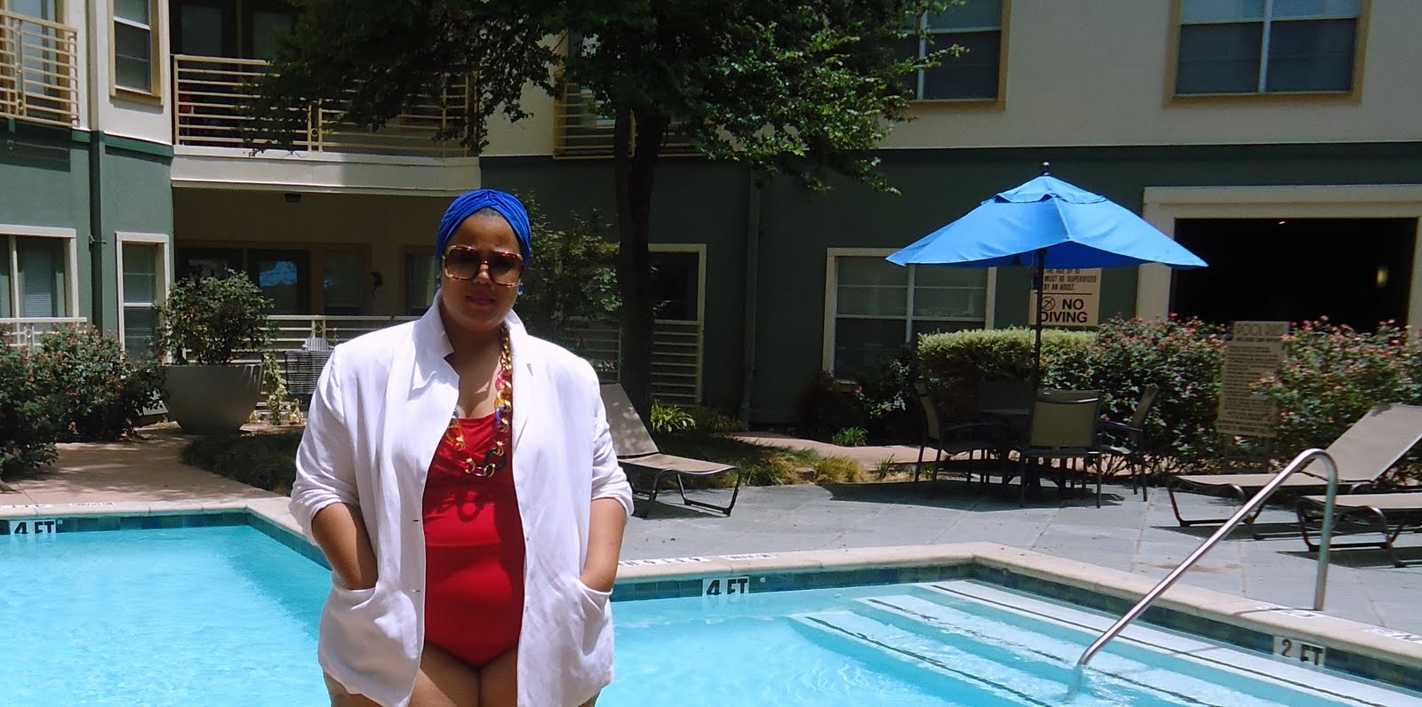 Plus size swimwear, Walmart, Turban
