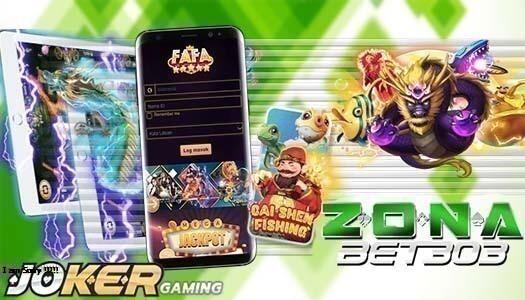 Joker Gaming Agen Slot Online Terbaru