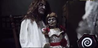 Horror Annabelle Doll