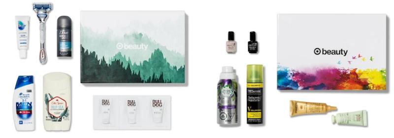 Target - June's Beauty Box Men's or Women's