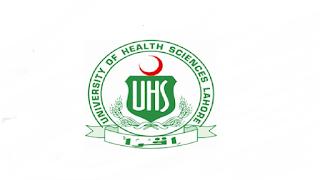 University of Health Sciences UHS Lahore Jobs 2021 in Pakistan - UHS Jobs 2021 Online Application Form :- https://www.uhs.edu.pk/jobs.php