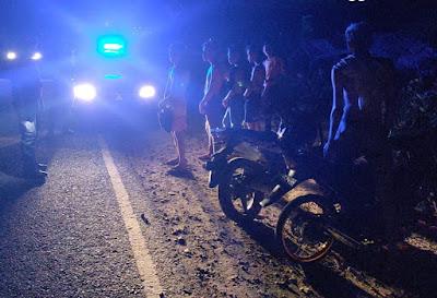 Unit Patroli Blue Light Polres Sumbawa Amankan Pemuda Pesta Miras