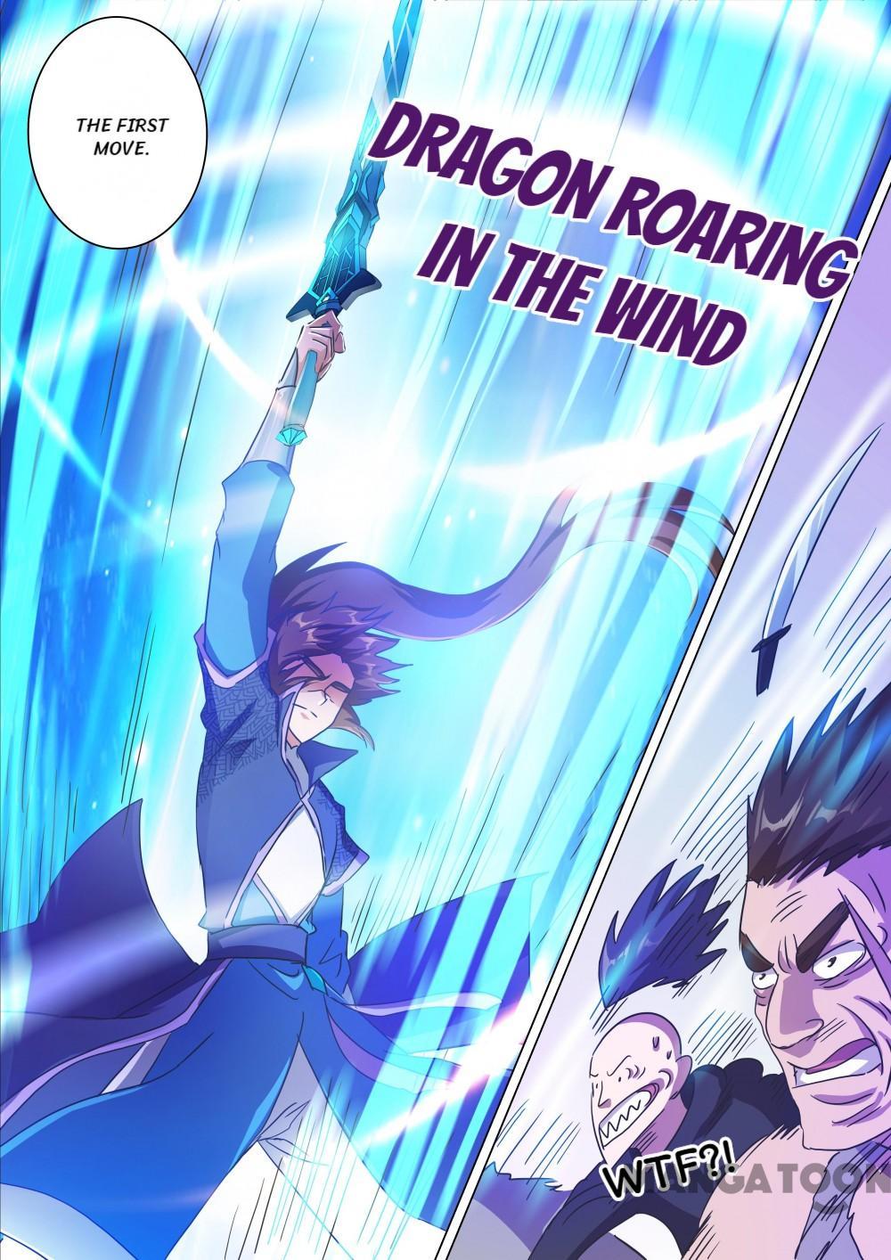 Spirit Sword sovereign chapter 202 English - ReadRawManga