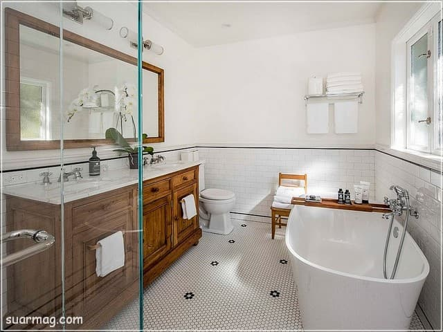 صور حمامات - حمامات مودرن 3 | Bathroom Photos - Modern Bathrooms 3