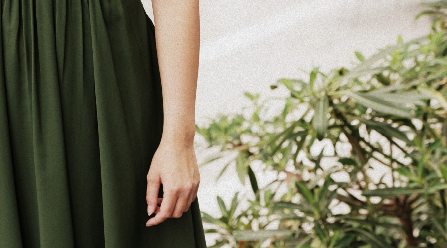 The Green Dress Inspired by Atonement