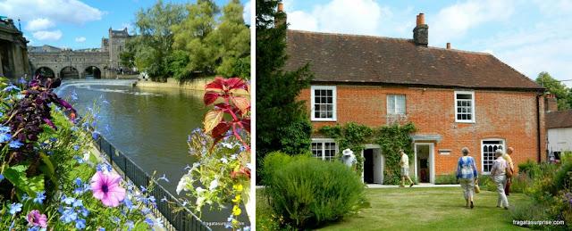 Jane Austen: Bath e Chawton, Inglaterra