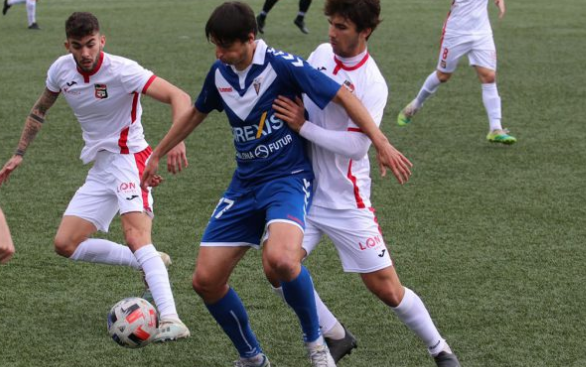 4-1 La Nucia sale goleada en su visita a Badalona