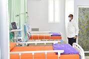 Resmikan RSU Mahkota Bidadari, Edy Rahmayadi:  Sediakan 30% untuk Ruang Isolasi Covid-19