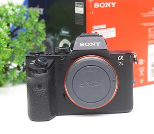 Jual Mirrorless Sony a7 II Bekas