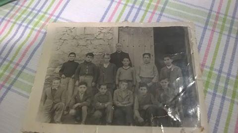 Foto antigua nacidos 1938