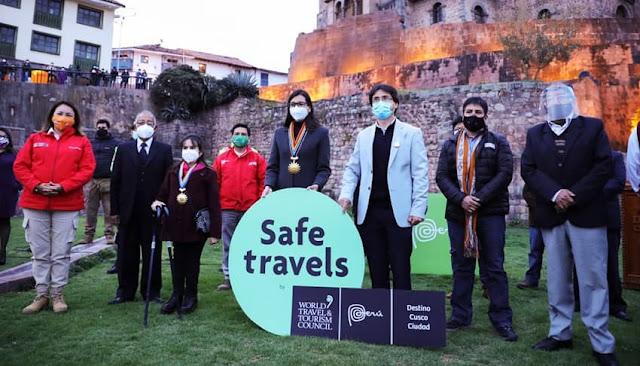 Safe Travels-Cusco