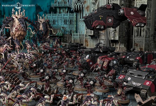 Sangre de Baal Desgarradores