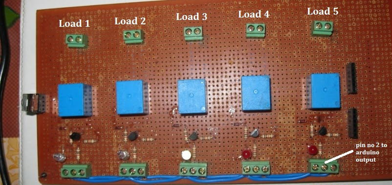 Home automation diy project using arduino uno ethernet