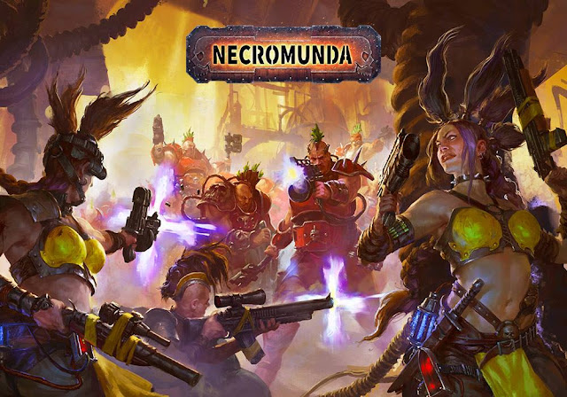 Necromunda 2.0: what do we think about it? + 2 updates