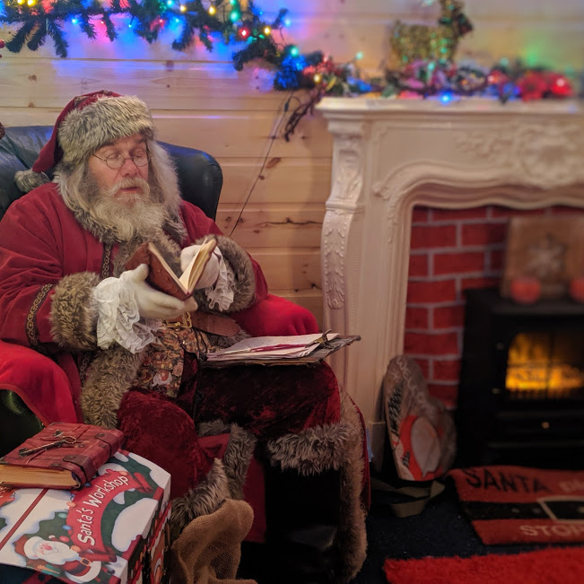 The Best Santa Experiences in North East England  - Whitehouse Farm