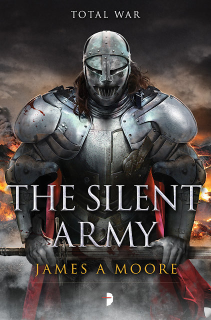 Review: The Silent Army by James A. Moore