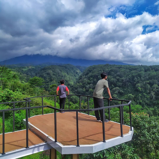 Lingkung Gunung Camp Bogor