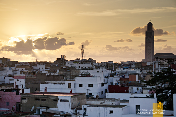 Casablanca 4 Day Itinerary Sunset Medina